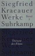 Werke: Theorie des Films; Bd.3