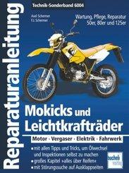 Mokicks und Leichtkrafträder
