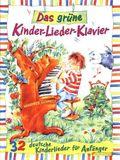 Grüne Kinder-Lieder-Klavier