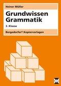 Grundwissen Grammatik, 3. Schuljahr