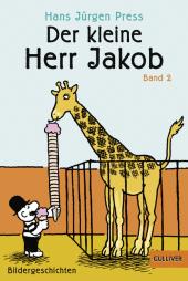 Der kleine Herr Jakob - Bd.2