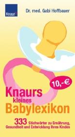 Knaurs kleines Babylexikon