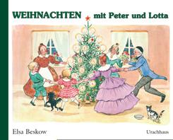 Weihnachten mit Peter und Lotta