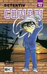 Detektiv Conan - Bd.42