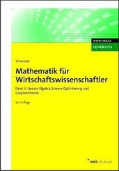 Mathematik für Wirtschaftswissenschaftler: Lineare Algebra, Lineare Optimierung und Graphentheorie