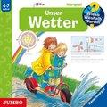Unser Wetter, 1 Audio-CD - Wieso? Weshalb? Warum?