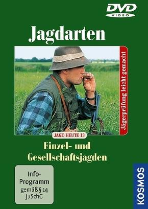Jagdarten, 1 DVD