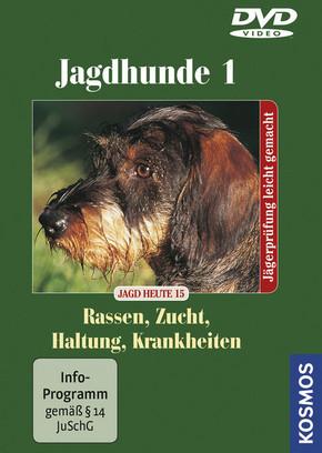 Jagdhunde, 1 DVD - Tl.1