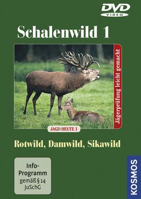 Schalenwild, 1 DVD - Tl.1
