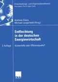 Entflechtung in der deutschen Energiewirtschaft