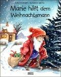 Marie hilft dem Weihnachtsmann