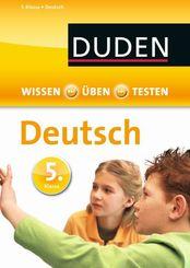 DUDEN Deutsch 5. Klasse