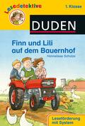 Finn und Lili auf dem Bauernhof