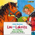 Lou und Lakritz - Das klügste Pony der Welt, 2 Audio-CDs