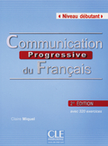 Communication Progressive du Français, Niveau débutant, m. Audio-CD