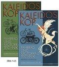 Kaleidoskop früher Fahrrad- und Motorradtechnik, 2 Bde.
