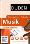 DUDEN Basiswissen Schule - Musik