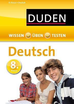 Einfach klasse in Deutsch 8. Klasse