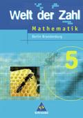 Welt der Zahl, Ausgabe Grundschule 2005 Berlin und Brandenburg: 5. Schuljahr, Schülerband
