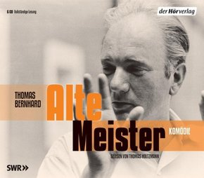 Alte Meister, 6 Audio-CDs