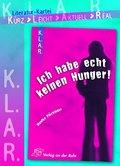 'Ich habe echt keinen Hunger!', Literatur-Kartei