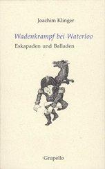 Wadenkrampf bei Waterloo