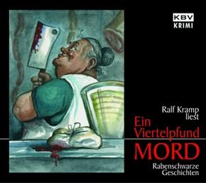 Ein Viertelpfund Mord, 1 Audio-CD