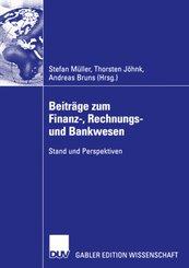 Beiträge zum Finanz-, Rechnungs- und Bankwesen