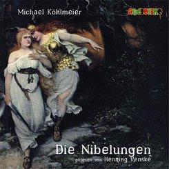 Die Nibelungen, 2 Audio-CDs