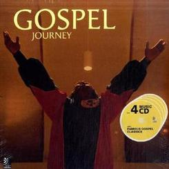 Gospel Journey, Bildband u. 4 Audio-CDs