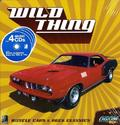 Wild Thing, Bildband m. 4 Audio-CDs