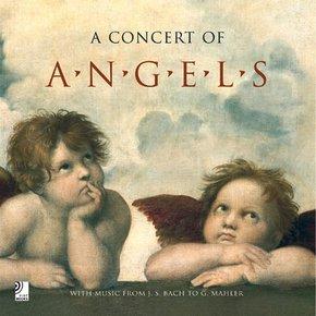 A Concert of Angels, Bildband  m. 4 Audio-CDs