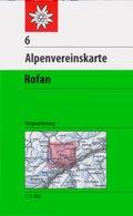 Alpenvereinskarte Rofan