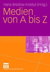 Medien von A bis Z