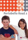 Portobello Road (Ausgabe 2005): Textbook für Klasse 6; Bd.2