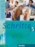 Schritte - Deutsch als Fremdsprache: Kursbuch + Arbeitsbuch; Bd.5