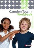 Camden Town, Ausgabe Realschule: Workbook; Bd.1