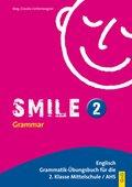 Smile: Englisch Übungsbuch für II. Klasse AHS / HS / NMS; Bd.2