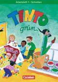 TINTO: Arbeitsheft Schreiben, Grüne Ausgabe