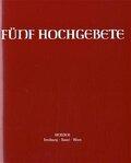 Fünf Hochgebete, Große Ausgabe (Studienausgabe)