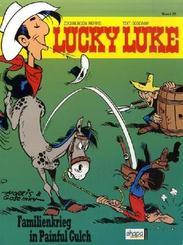Lucky Luke - Familienkrieg in Painful Gulch