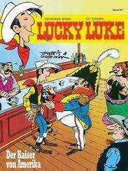 Lucky Luke - Der Kaiser von Amerika