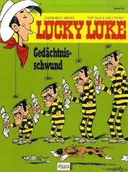 Lucky Luke - Gedächtnisschwund