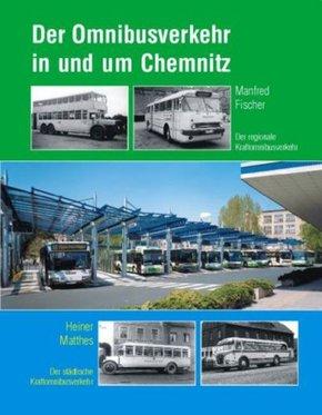 Der Omnibusverkehr in und um Chemnitz