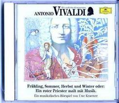 Wir entdecken Komponisten; Audio-CDs: Antonio Vivaldi, 1 Audio-CD