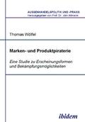 Marken- und Produktpiraterie