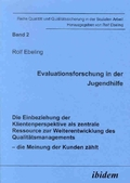 Evaluationsforschung in der Jugendhilfe