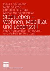 StadtLeben, Wohnen, Mobilität und Lebensstil