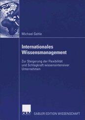 Internationales Wissensmanagement