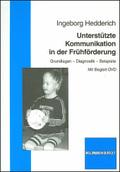 Unterstützte Kommunikation in der Frühförderung, m. DVD